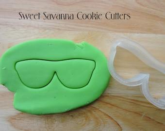 Sun Glasses Cookie Cutter, Sunglasses Cookie Cutter