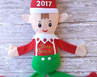 My 1st Chtistmas Gift 2017 Elf Gift 2017 Baby Gift Baby First Christmas Shelf Elf Christmas Elf