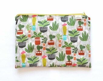 Clutch - Zipper Bag