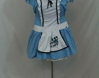 Alice in Wonderland Costume girls