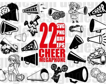 Cheer megaphone svg etsy studio cheer megaphone svg cheerleader megaphone go team svg cheer mom svg megaphone clipart team svg cheer dad svg cricut silhouette thecheapjerseys Gallery