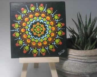Mandala Painting