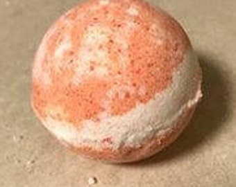 Champagne and Candlelight Bath Bomb- plain