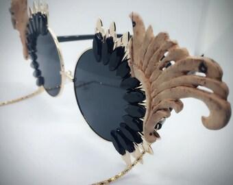 Fillegri & Jet Black Shades