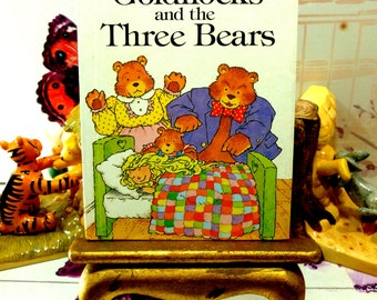Goldilocks and the Three Bears Vintage Ladybird Book Well Loved Tales Childrens Classics Published 1989