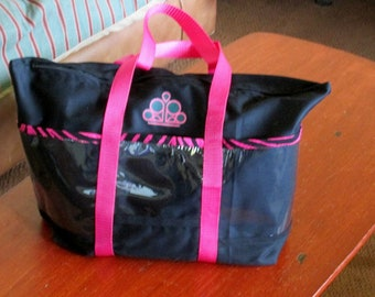 paparazzi jewelry tote bag with clear pockets