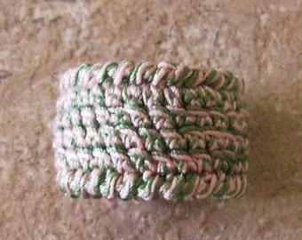 Crochet thumb ring handmade for sale
