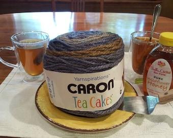 Caron Tea Cakes Cornflower Yarn
