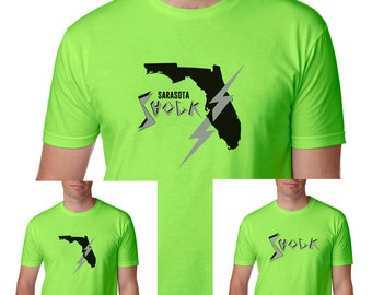 Men's SS GREEN Tee: Choose from 3 Designs