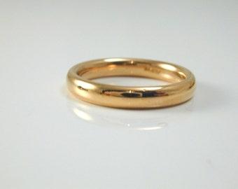 22 carat gold ring Etsy