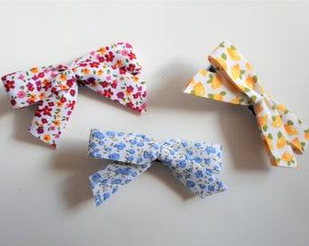 Trio of hair clips - Alligator Clips