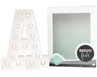 DIY Marquee Letter Kit