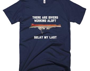 Divers Aloft T-Shirt - American Apparel T-Shirt