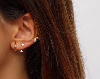 Front Back Earrings Etsy