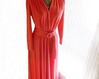 Bleeker Street Maxi Dress Size 8