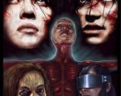 Martyrs 2008 - A3 Print...