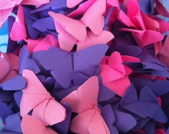 papillons en origami petit