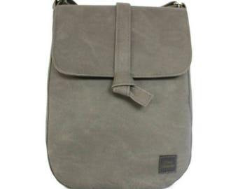 Taupe bag - crossbody taupe - fashion bag - bag with flap - fashion gift