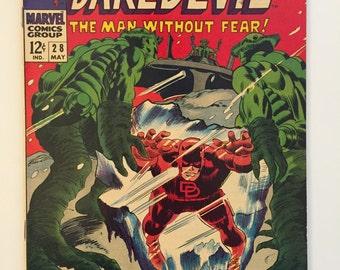 Daredevil #28 ! Bel exemplaire ! Petite merveille 1967