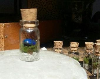 Amulet Magician Virtue Bottle