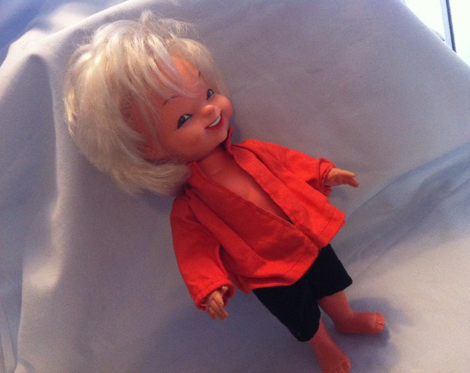 Vintage Figure Doll Girl Accessoire Decoration beautiful Made in Germany