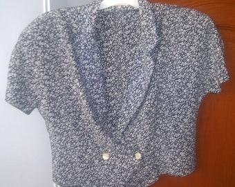 VINTAGE GERARD DAREL * jacket/blouse