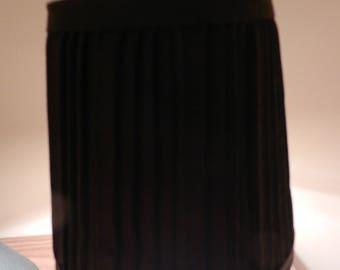 Dark Brown/Black Mini Shade, Clip-on