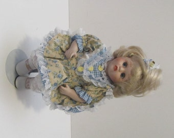 Nicole Limited Edition Doll