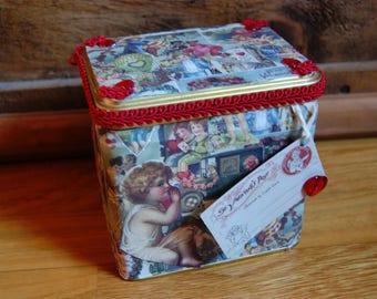 Valentine Red box