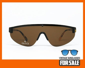 Vintage sunglasses GUCCI GG 2139/S col. 03U MASK original made in Italy 1994