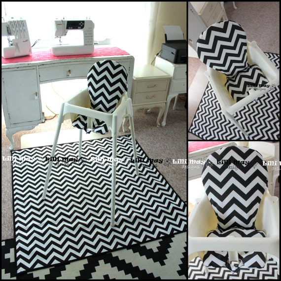 Like this item? & Ikea High Chair Cover// Padded Antilop High Chair Cover //
