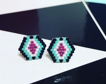 Andrina Post Earrings