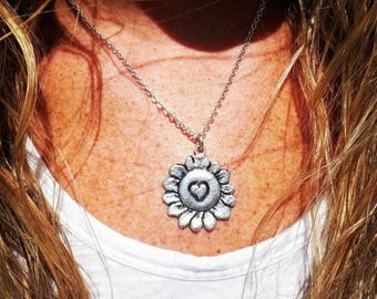 Irish Rose Necklace