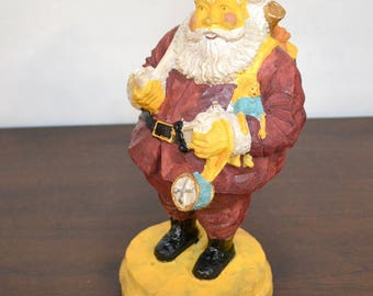 Very Nice Santa Clause Statue