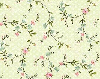 Hopelessly Romantic - Vine Flower Green 21814-71