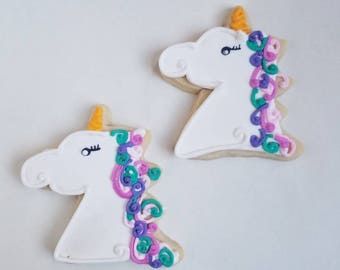 Licorne Cookies (3 douzaines)