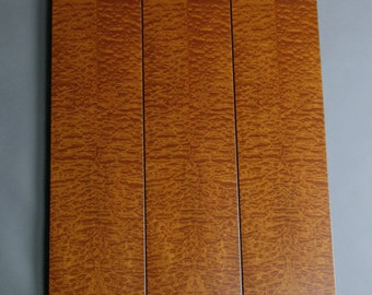 Sapele Triple Panels