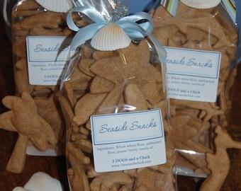 Seaside Snacks - All Natural Dog Treats