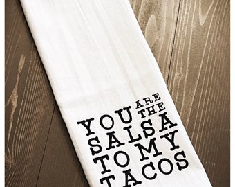 Salsa Kitchen Towel