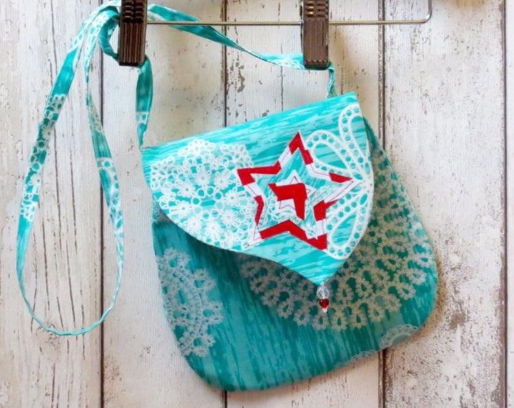 Easy Little PRECIOUS Bag Purse pattern Pdf sewing pattern, ebook ...
