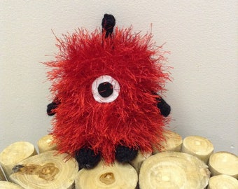 Covfefe Squared Monster Plush Toy