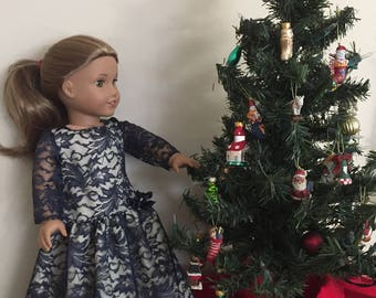 Lace Party Dress Fits Like American Girl