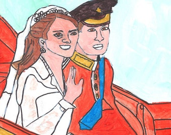Princess Kate and Prince William A Beautiful couple!!