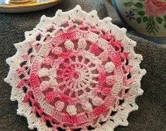 Crochet Sachet, Crochet Bag, Scented Sachet, Vintage Crochet Sachet, Mothers Day Gift, Wedding Favors, Handmade Crochet, Drawer Sachet