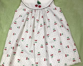 Girl's Toddler Jumper Dress