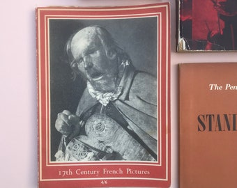 Vintage 17th Century French Pictures, The Age of Louis XIV, Royal Academy of Arts 1958