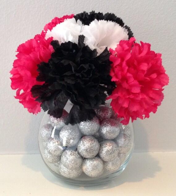 Wedding Centerpiece / Quinceanera Flowers / Birthday