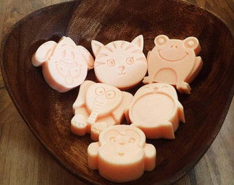 Animal Soap Collection