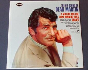 """Der Hit-Sound von Dean Martin - """"1,000001 Millionen"""" - """"Shades"""" - """"Niemand aber ein Narr"""" - Reprise Stereo 1966 - Jahrgang Vinyl LP Schallplatte"""