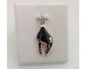 Sterling Silver Lobster Claw Charm
